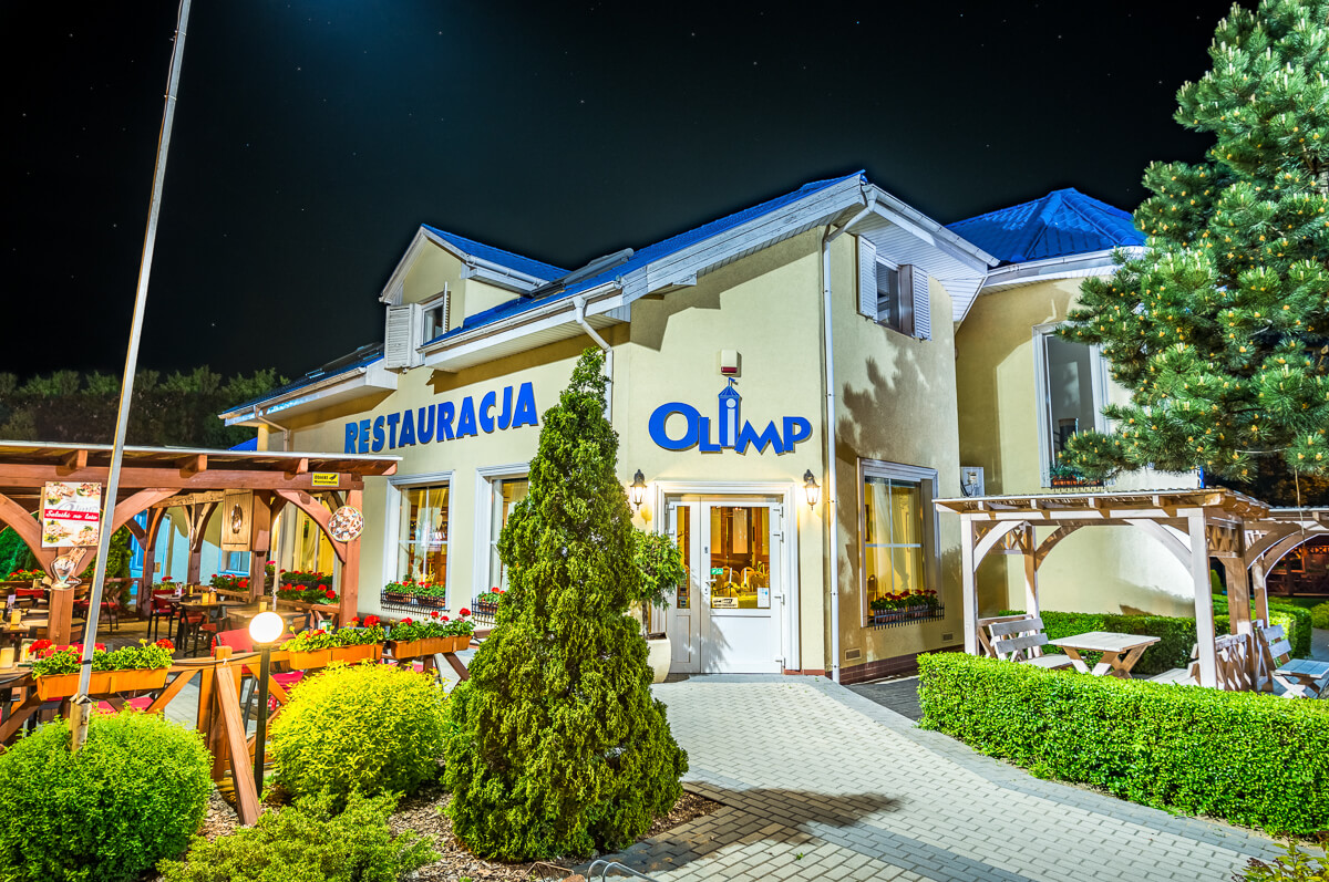 Restauracja Olimp Leszno